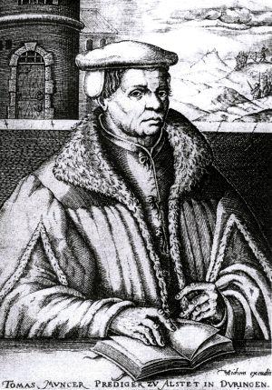 Photo credit: 維基百科;Thomas Müntzer。
