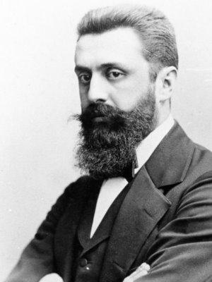 「尤太復國主義」之父:赫茨爾(Theodor Herzl)